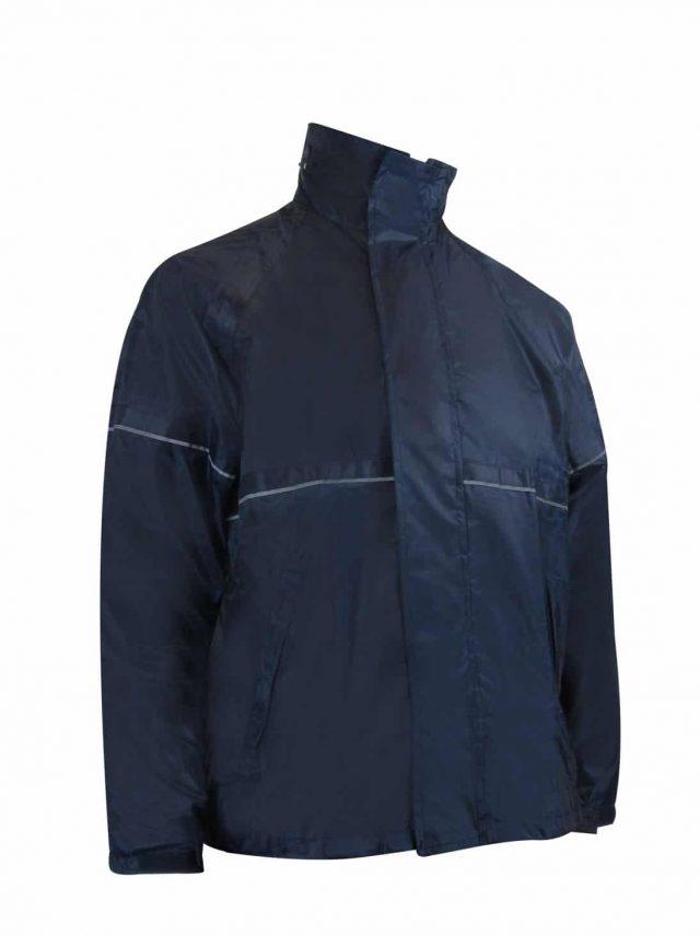 Ensemble imperméable de polyester. Manteau + pantalon.-3261