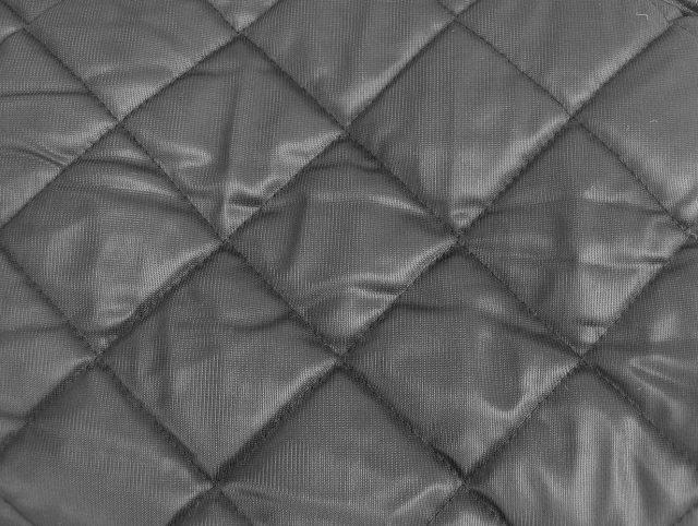 Chemise de flanelle doublée piquée avec capuchon et boutons pression antirouilles.-3478