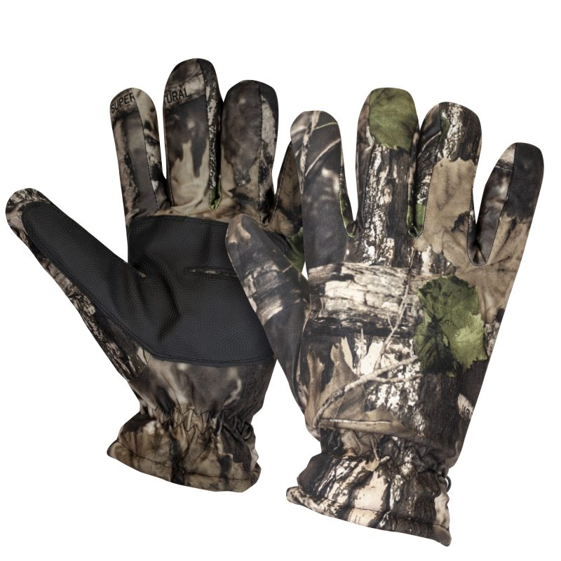 LINED WATERPROOF CAMOUFLAGE GLOVE